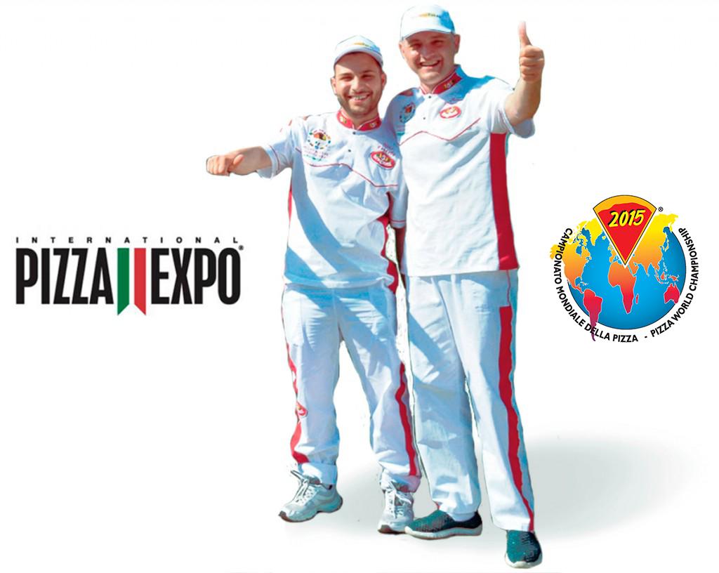 Attilio Albachiara a Nino Pannella si zaslúžia osobitné poďakovanie za reprezentáciu a víťazstvo v Parme 2015