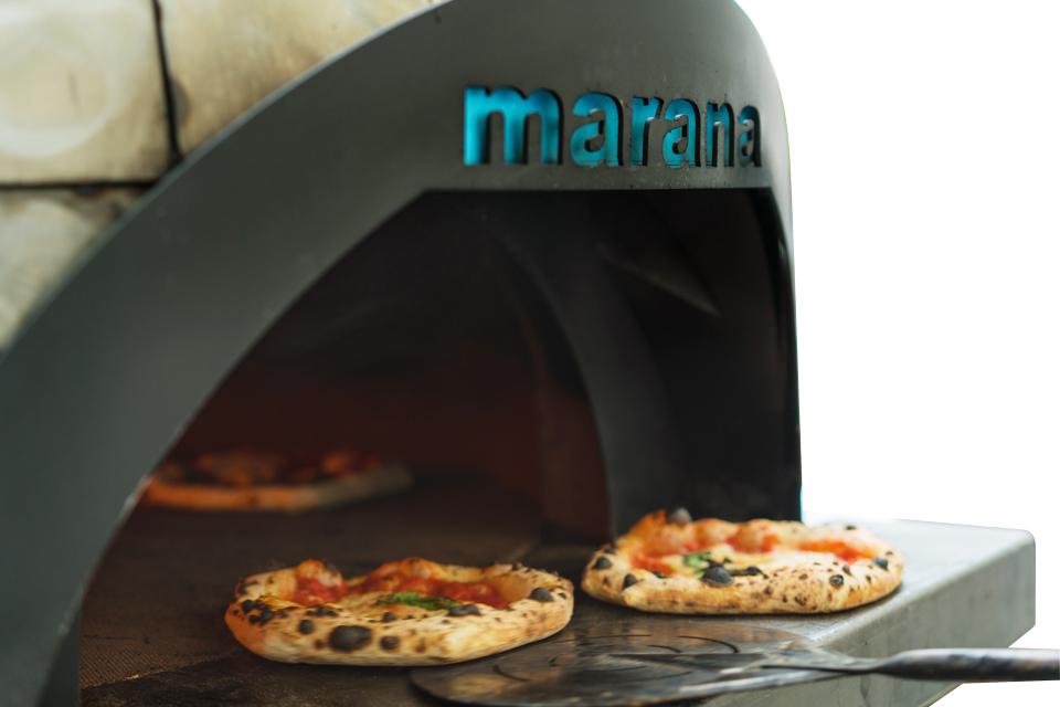 Marana Forni - pizza pece typu Fisso 120